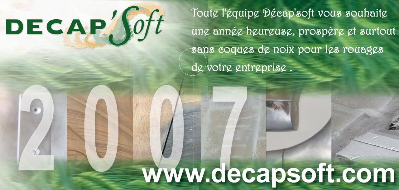 Nice Decapsoft Carte2voeux_2007