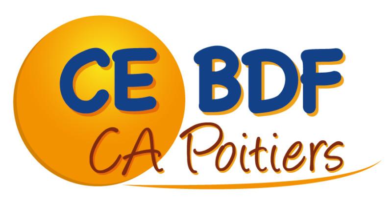 Logo Comité d'entreprise centre administratif banque de france poitiers
