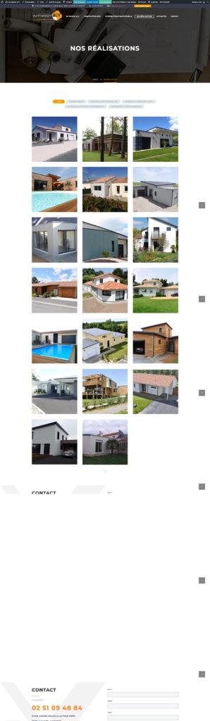Ma Maison Acv 6 Maintenance Et Suivi Site Web