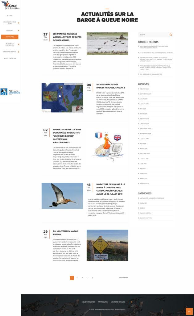 Barges A Queue Noire 5 Personnalisation Site Internet