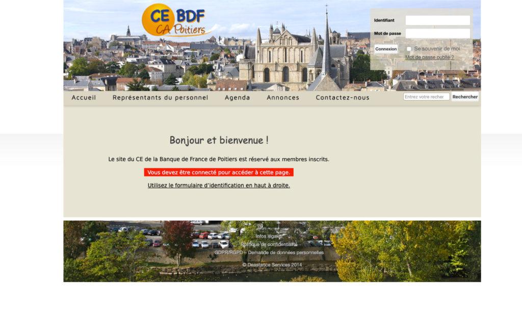 Ce Bdf 1 Site Internet Ce Entreprise