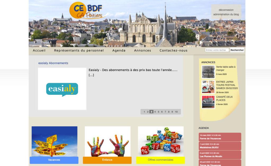 Ce Bdf 2 Site Web Cse Banque De France