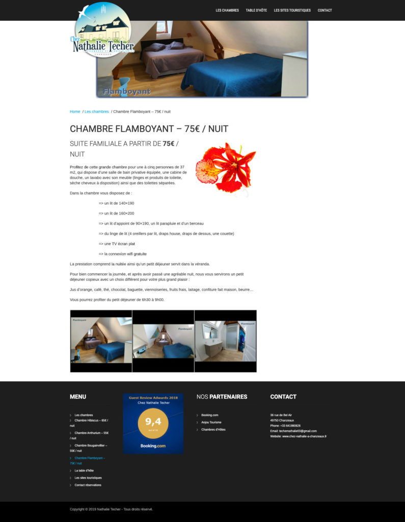 Chambre Dhote 6 Formation Web Micro Entreprise