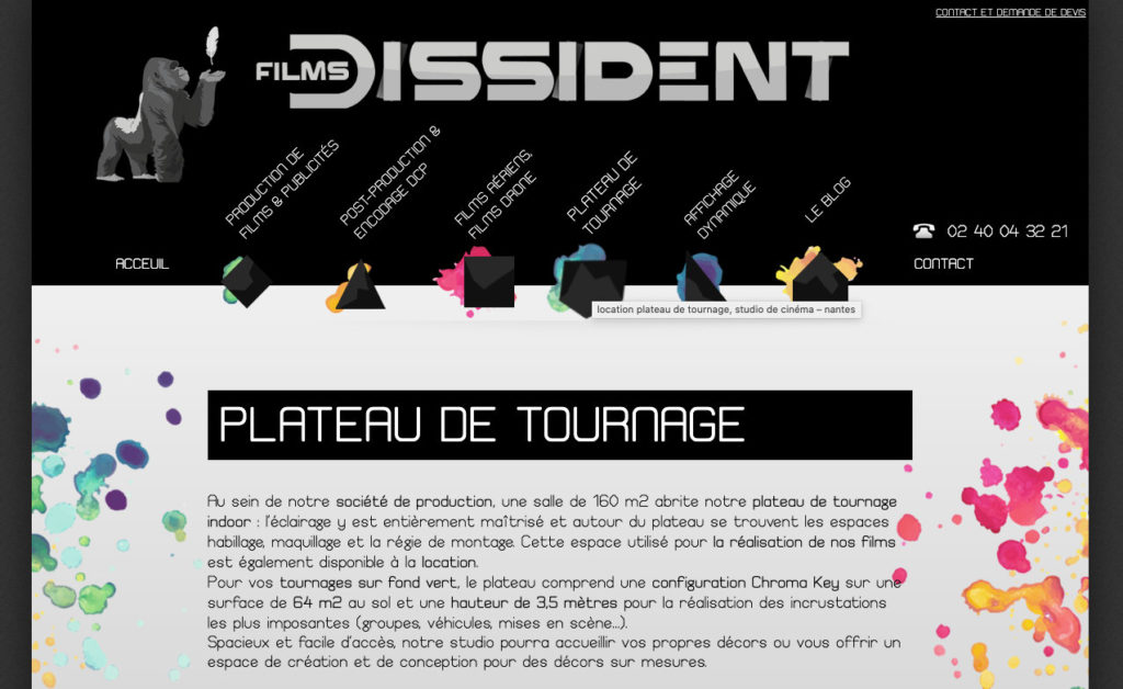 Les Films Dissident 4 Optimisation Seo