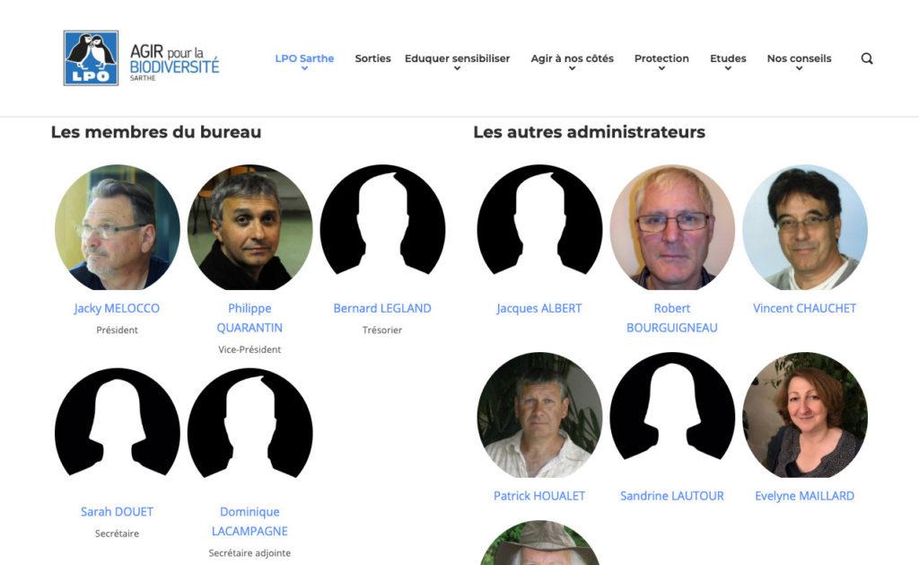 Lpo Sarthe 2 Site Web Asso