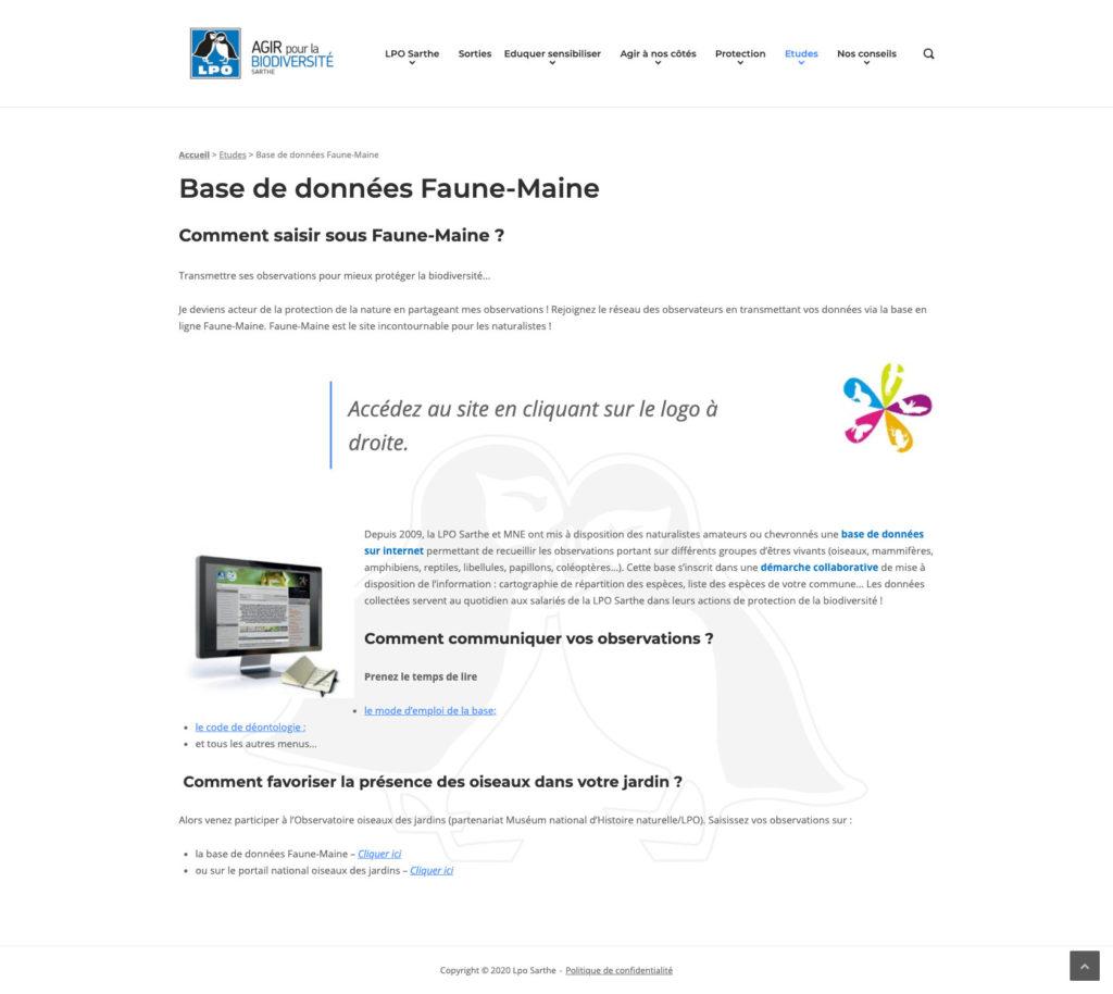 Lpo Sarthe 8 Site Web Optimise