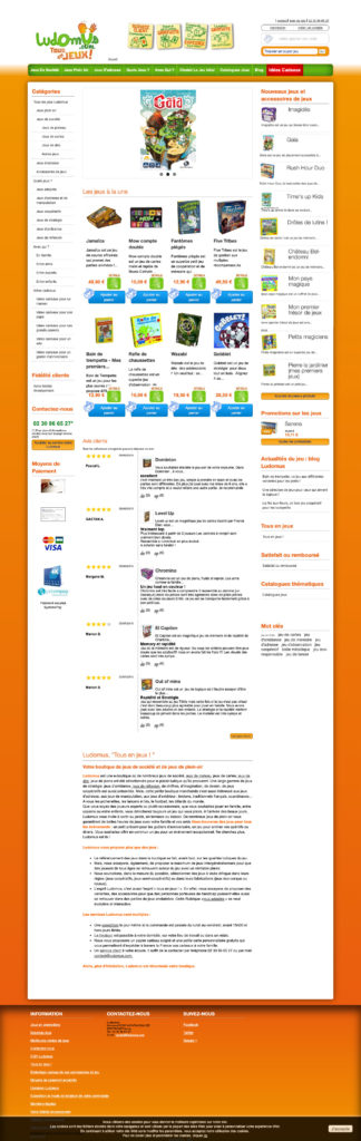 Ludomus 3 Seo E Commerce