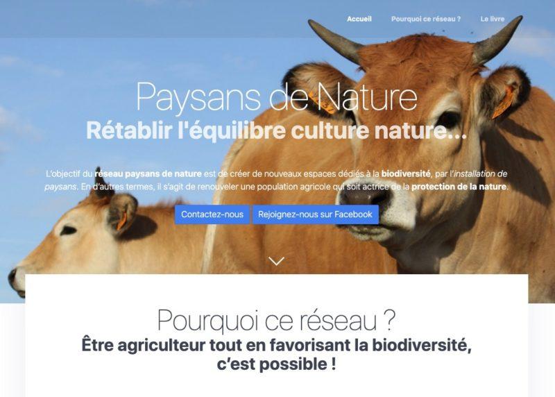 Paysans De Nature Minisite 0