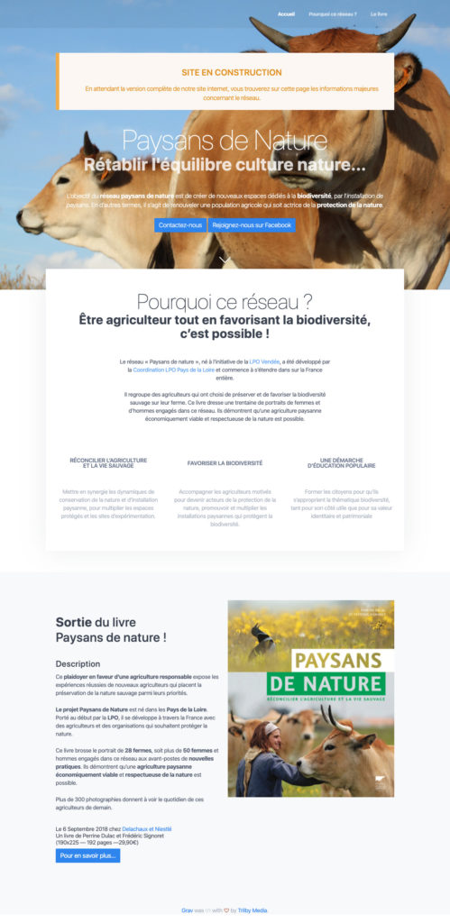 Paysans De Nature Minisite 4